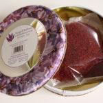 25 gram COZER premium saffraan stampers
