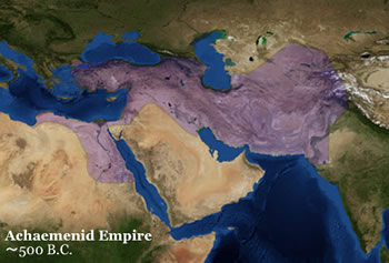 saffraan-perzische-rijk